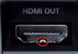 Hdmi slots not working