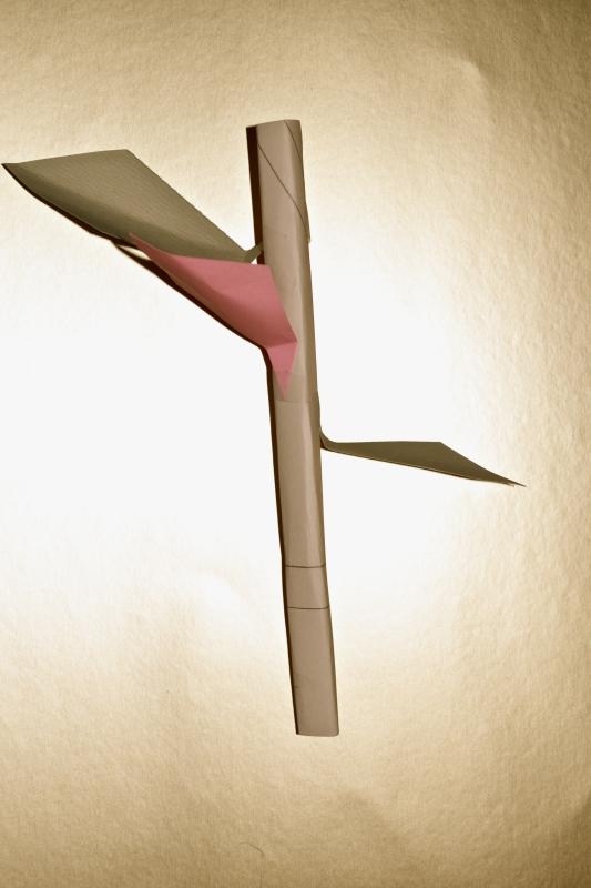 Paper prototypes.