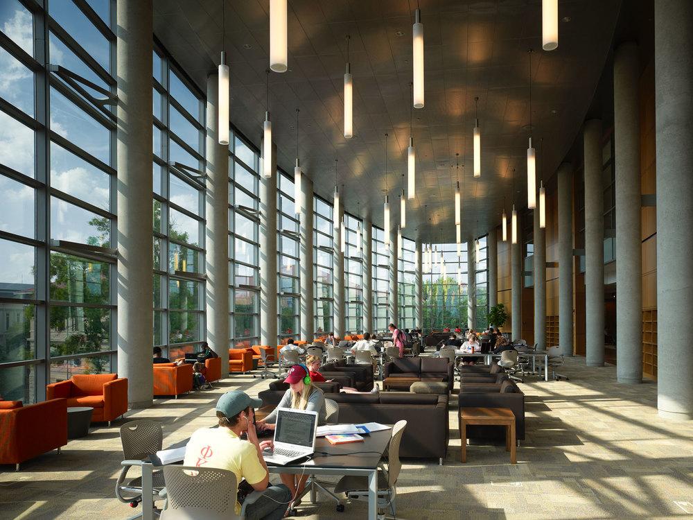The Ohio State University Thompson Library