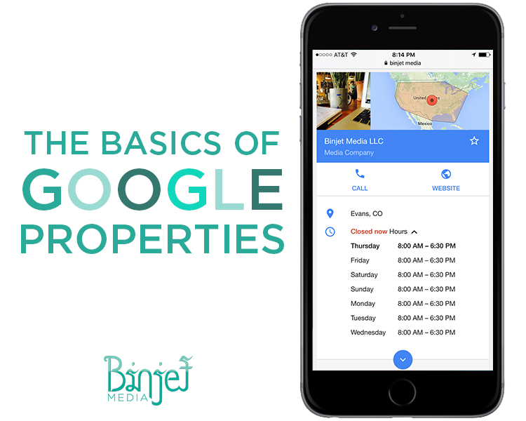 Basics-of-Google-Properties