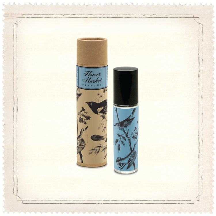 roller ball, Flower Market, perfume