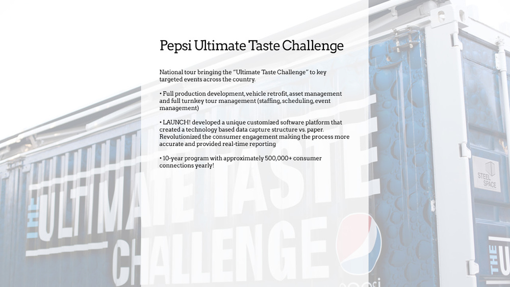 evolution of pepsi and bench Coke and pepsi have long been chief rivals the american companies have  jostled for consumer attention with pointed ads over the decade.