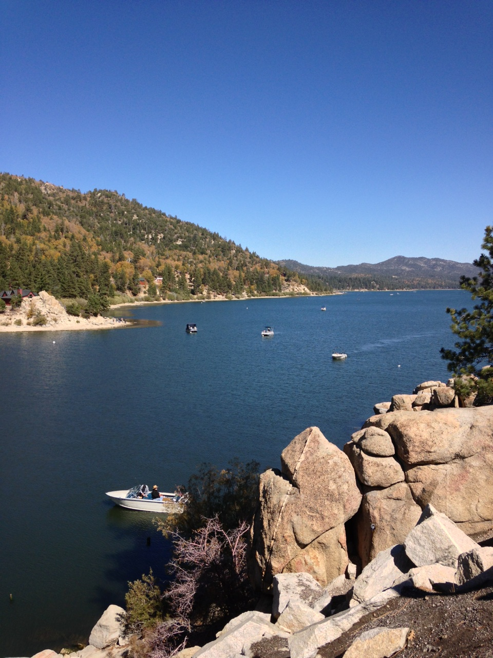 The location of the retreat is in the mountains of Big Bear Lake, California, at Pine Summit Christian Camp.