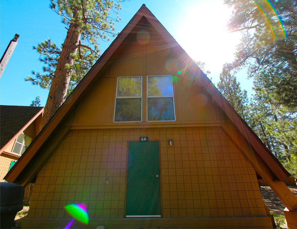 A-frame Dorm/Cabin