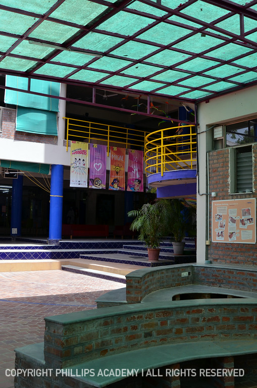 The Riverside School in Ahmedabad, India, a Niswarth partner school.