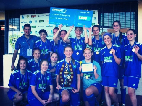 Annerley-Womens-Soccer-Team-City-League-Cup-2