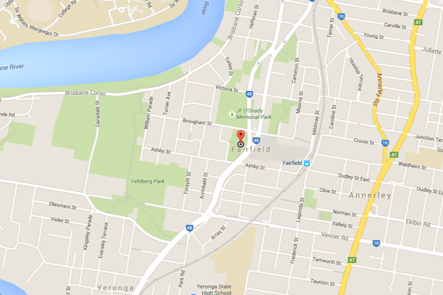 Drive Fitness Fairfield Boot Camp -  Robinson Park, Fairfield Rd, Fairfield, Brisbane.