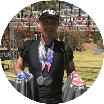 """I originally came to Drive Fitness to improve my strength, for weight loss & for my self confidence. This has now grown into me completing obstacle, course races, long distance running & the Drive Fitness strength challenges. My greatest achievements at Drive Fitness are losing 10kg, going from a size 36 to 32 inch waist and completing trifecta spartan races."" - Peter  - Read more here [video]..."