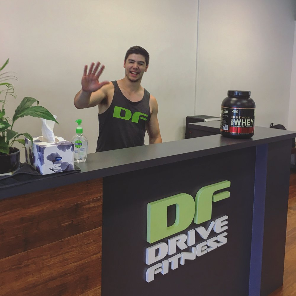 @   happyisemi    What a welcome! Just one of the reasons that  @drivefitnessbrisbane Carina is my fave workout setting & place to visit on a Saturday morning 😃🏋🏼♀️🥊  #drivefitnessphotochallenge  #drivefitnessphotochallengeweek3  #dfphotochallenge  #saturdaymorningworkout   #dfbrisbane  #allforafreetshirt
