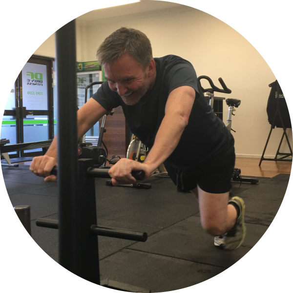 """My cardio fitness and muscle strength have both improved a lot. My weight has also gone from the mid 80 kilos to the mid 70 kilos. There is a wide variety of exercises, some more enjoyable than others, but I am really happy with my results.""* - Mark - Read more here…."