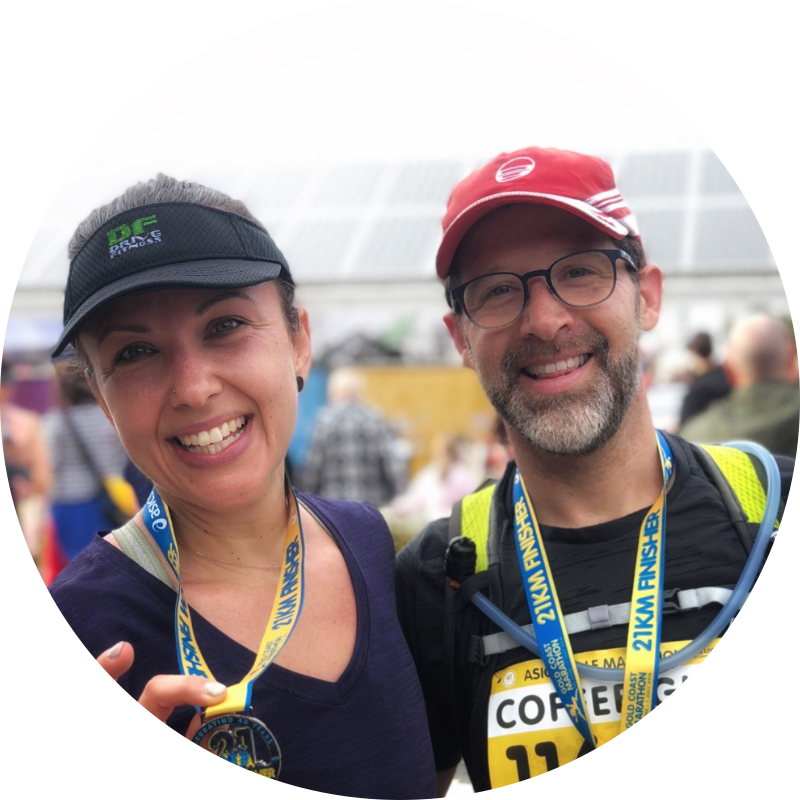 """""""We found that exercising together we managed to spend more time with each other. I gained a new friendship group and the people that I train with have become really close friends. Drive Fitness & the whole team has just completely changed the way I see exercise in my life.""""* - Laetitia & Peter - Read more here [video]..."""