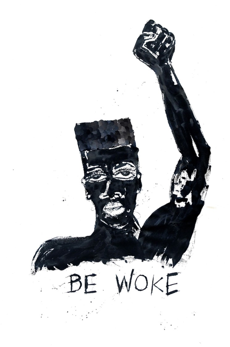 Be Woke - Miles Regis