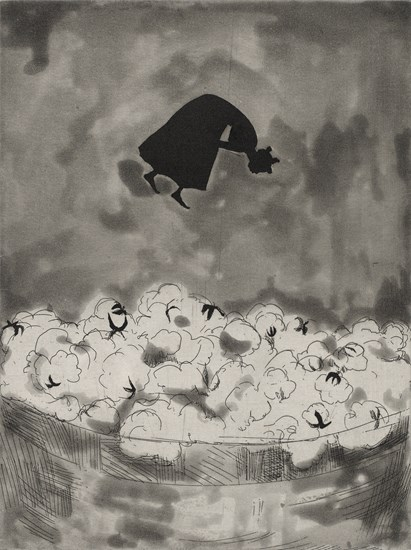 Cotton - Kara Walker, 1997