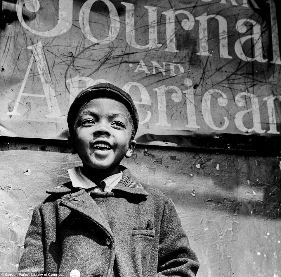 Gordon Parks photograph