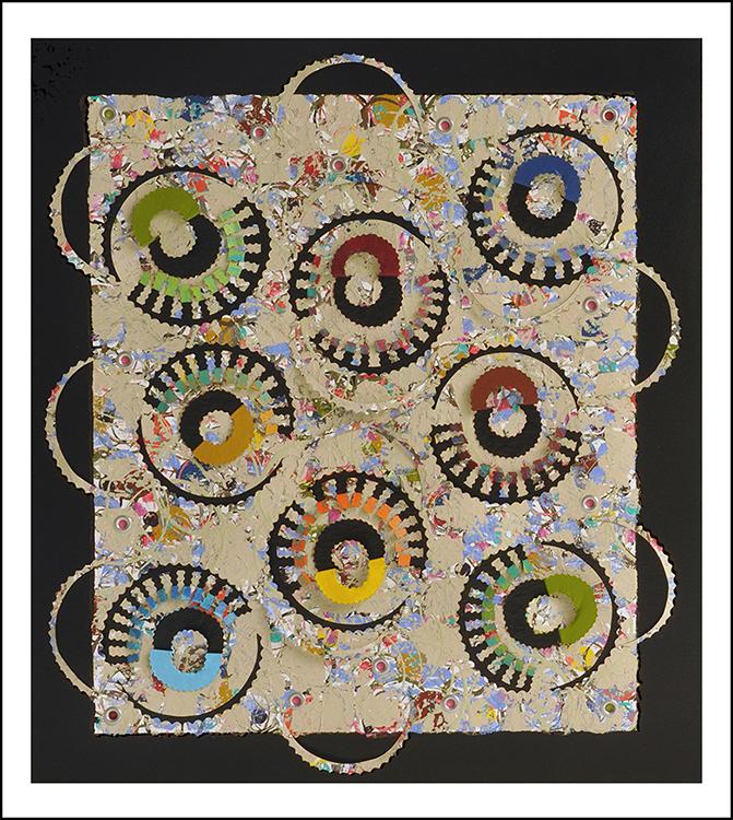 PARIS WHEELS #2-$2800
