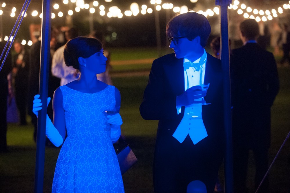 A particularly awesome bit of photography from  The Theory of Everything.