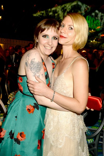 Dunham and Danes, Image credit NYMag.com