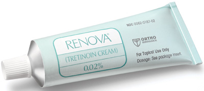 A retinoid is the best way to decrease fine lines and signs of photoaging (and it also helps with acne). Retin-A, Renova, Differin, and generic tretinoin and adaptalene are prescription only and not appropriate for pregnant or lactating women. They make your skin extra sensitive to the sun, so they should be applied at night in small amounts. $100-200, prescription only