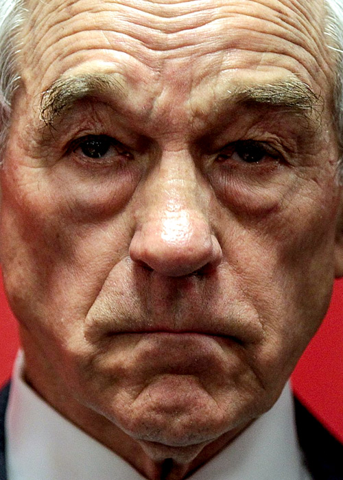 Ron Paul, via celebrityclose-up.com