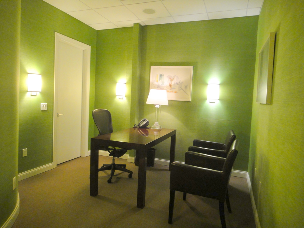Discuss your concerns with Dr. Devgan in the privacy of her consultation room.