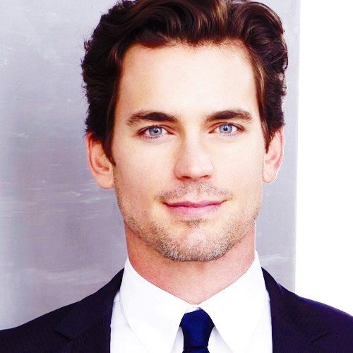 Matt Bomer, an actor named to People Magazine's Sexiest Man Alive list, possesses highly symmetrical facial features.
