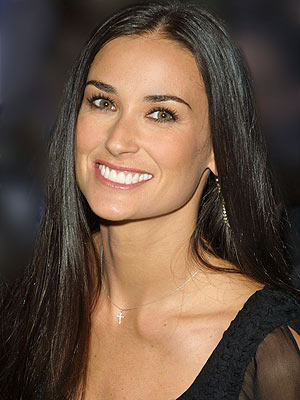 Demi Moore, image credit People