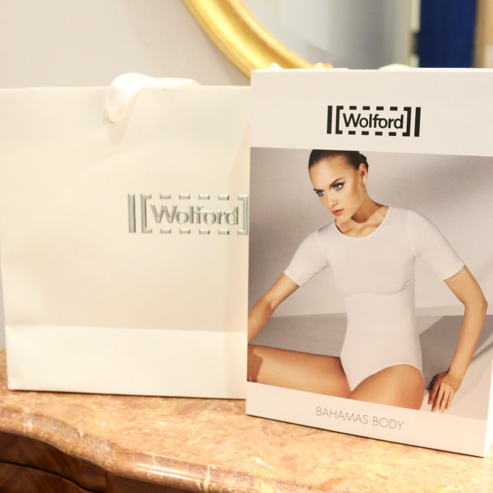Wolford gift from a patient