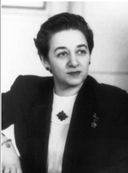 Dr. Alma Dea Morani