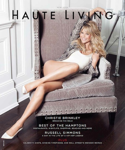 Read Dr. Devgan's interview on work/life balance and industry advice in Haute Living.