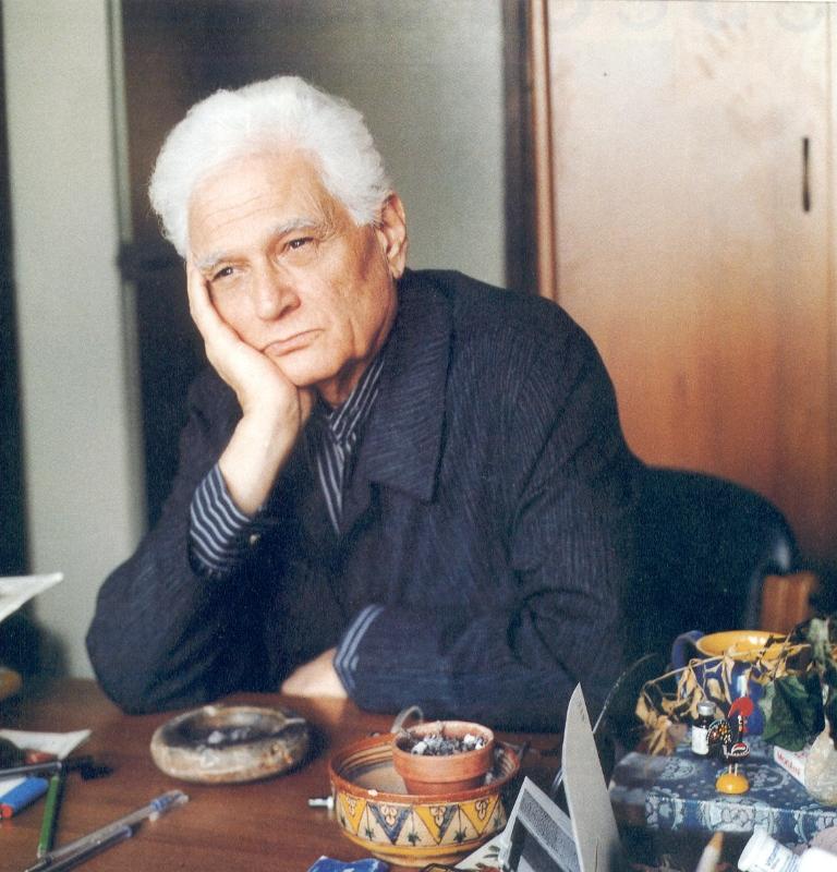 J Derrida