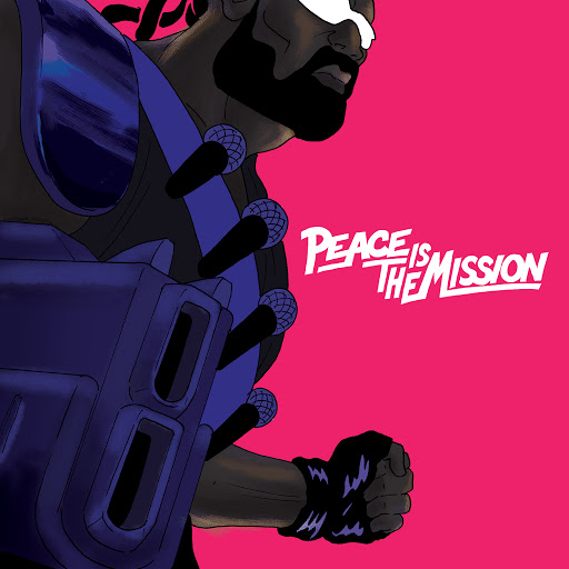 #NowPlaying Major Lazer - Peace is the Mission