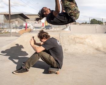 Oakland Skateboard Park