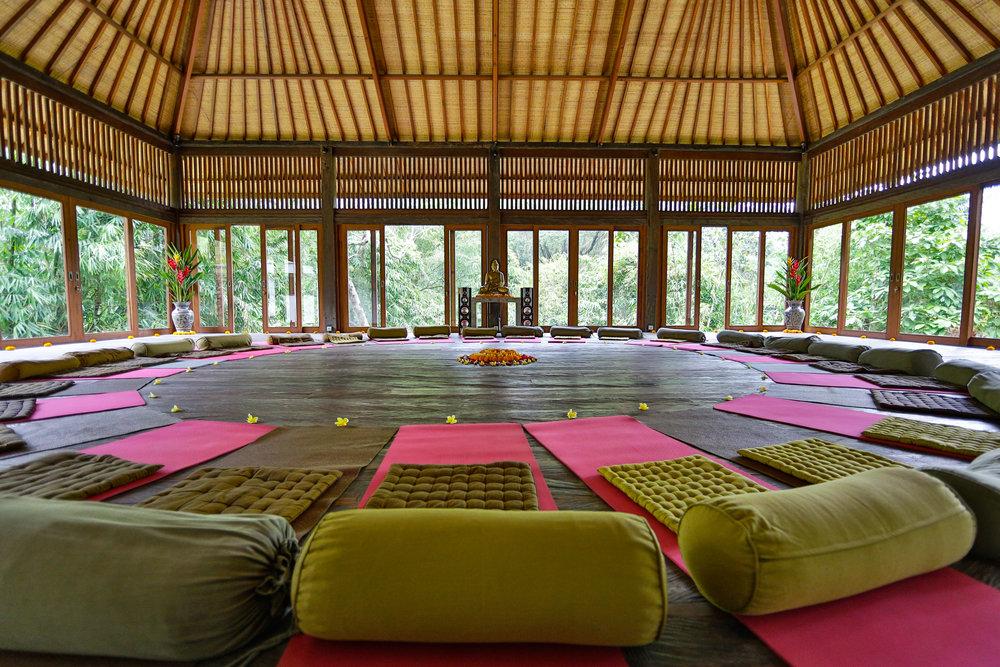 Exotic Yoga Retreat in Bali