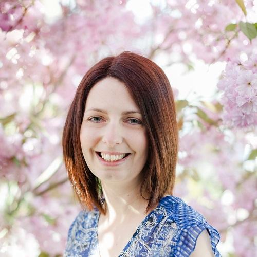 Sarah Holland, Founder of Fertile Mindset, EFT expert