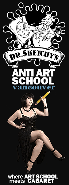 Dr Sketchy Vancouver
