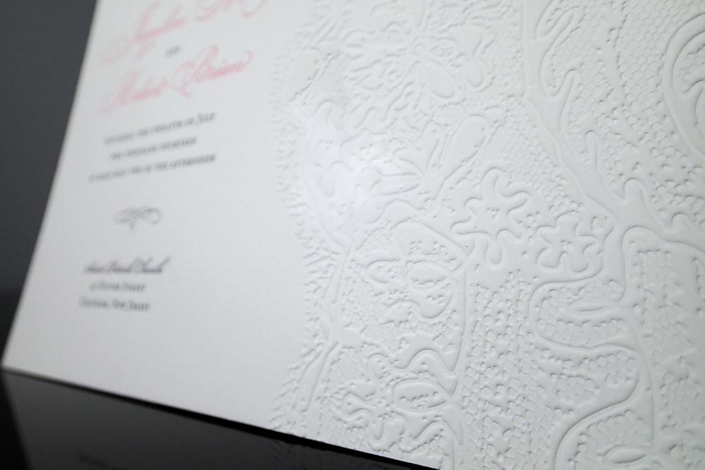 LACE WEDDING PACKAGE — Joaquin Prime Design + Art Direction