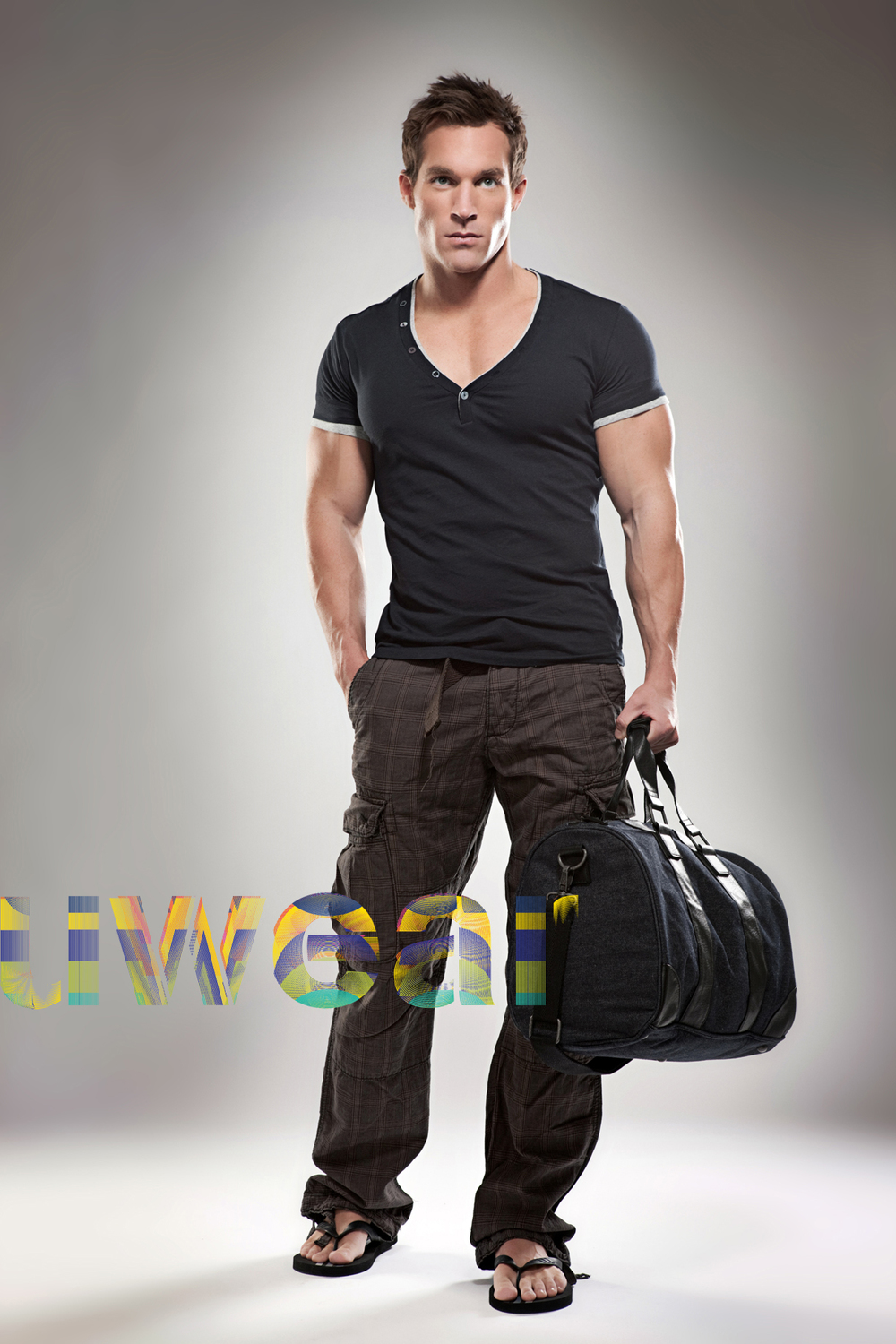 Uwear Campaign Photographed by Bradford Rogne
