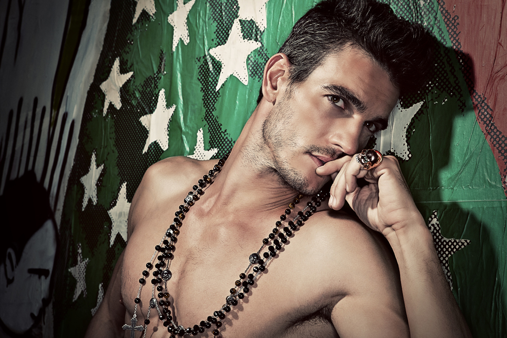 Josh Kloss Photographed by Bradford Rogne