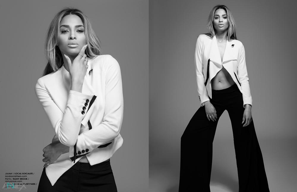 Ciara Photograhed by Bradford Rogne