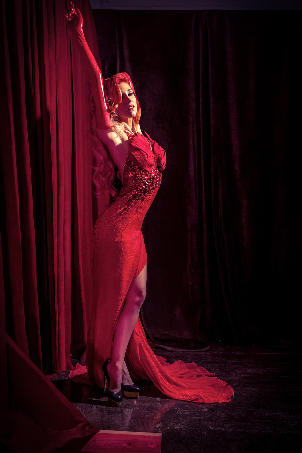 Bonnie McKee Photographed by Bradford Rogne