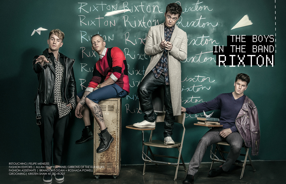 Rixton Photographed by Bradford Rogne