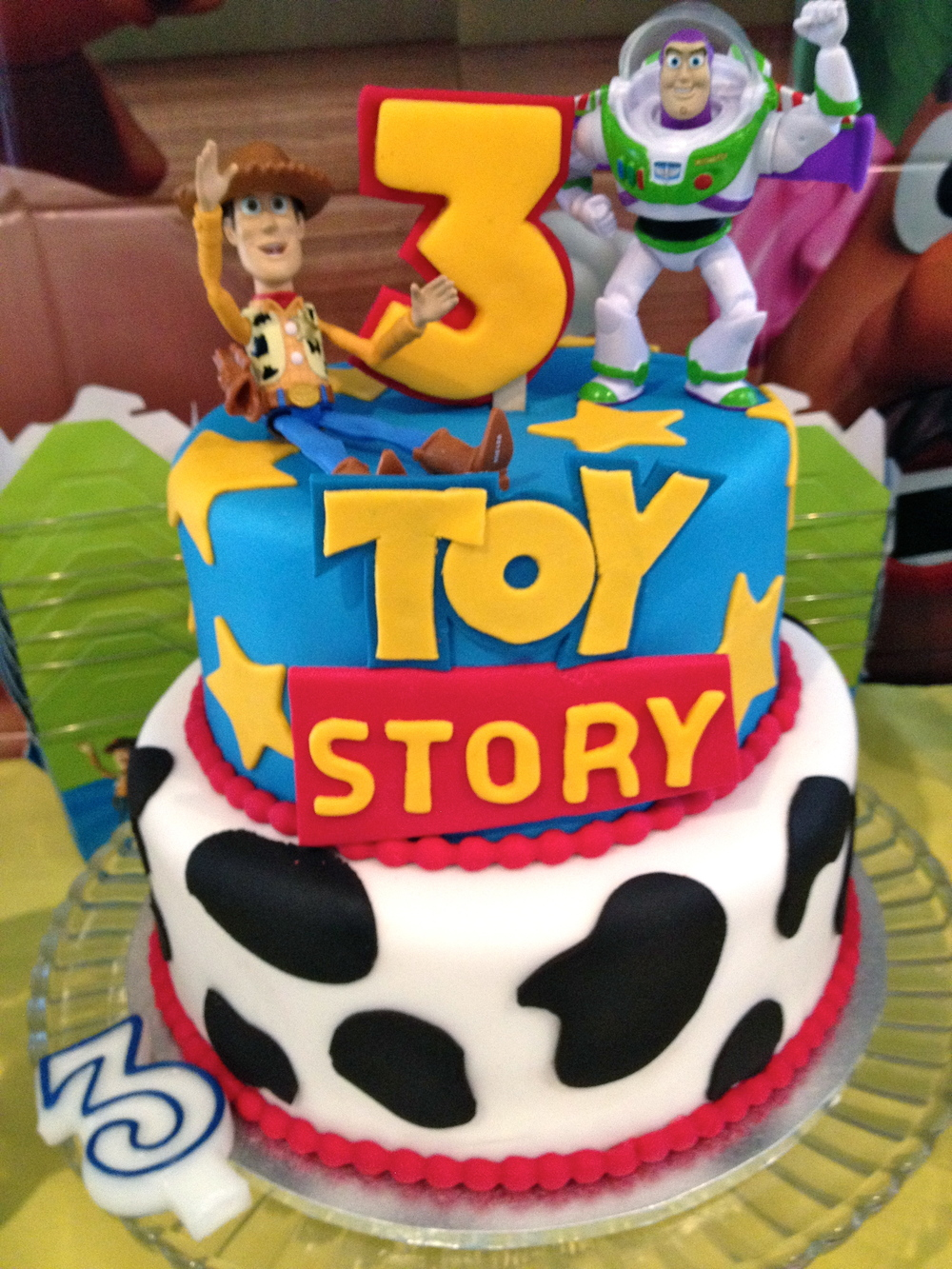 Toy Story Birthday Party THE DETAILS