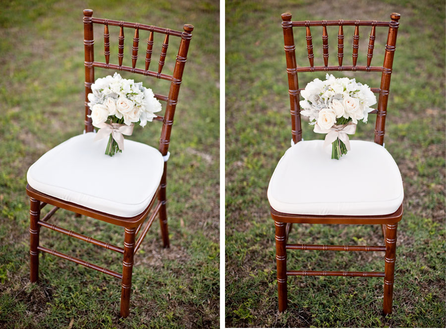 Tiffany Chairs THE DETAILS