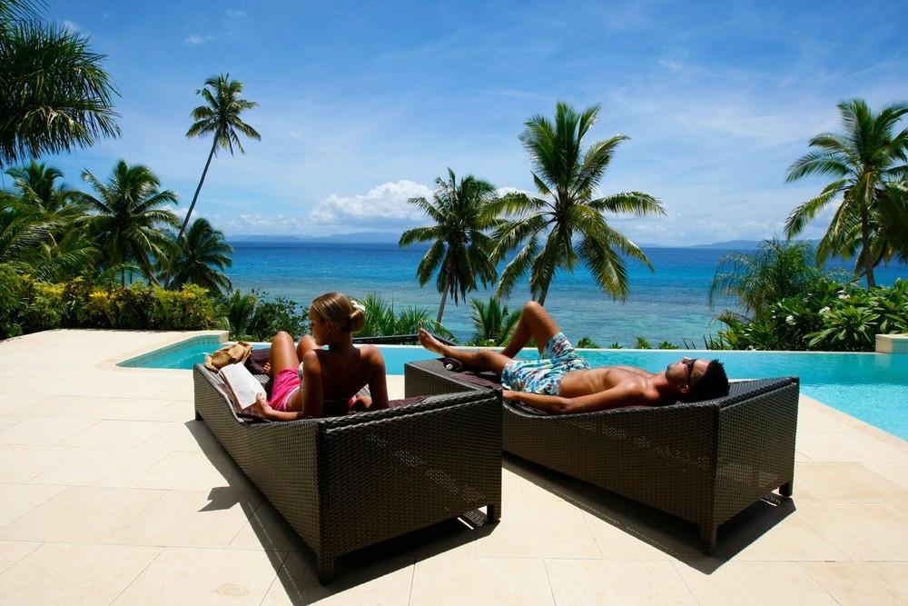 The fabulous Taveuni Palms, Fiji