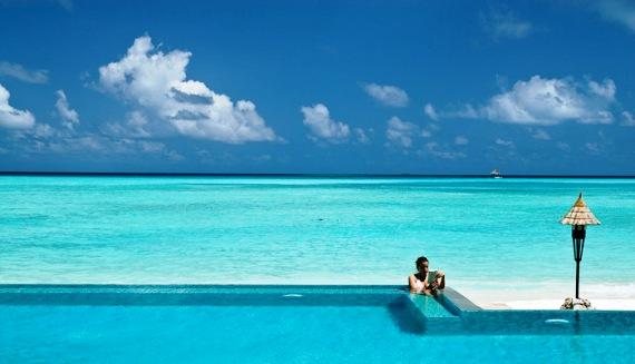 Taj Exotica Pool