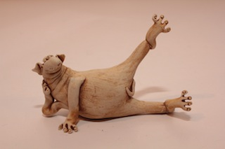 Jenny Miller Aerobic Mice (various poses)   from $25 each