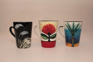 Kevin Kilsby Mugs $37 each - 110mm x 85mm