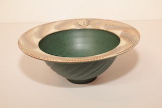 Peter Shearer Bowl $85 -  215mm x 90mm $225 - 320mm x 110mm