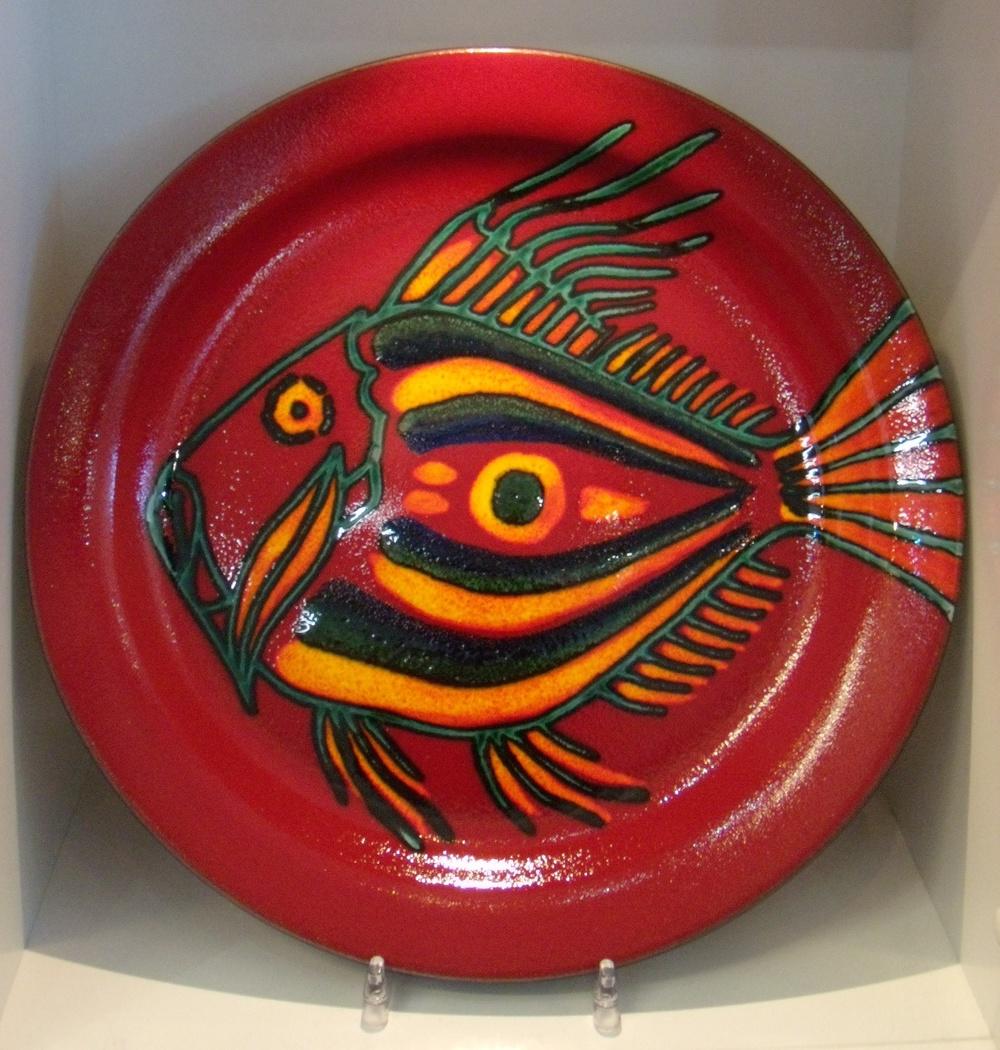 John Dory Platter $99.50 diameter 290mm    $120 diameter 375 mm