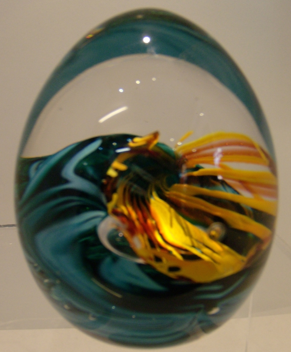 Rockpool Paperweight $81 Measures approx 60 mm w x 80 mm h